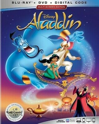 PRE-ORDER Aladdin: Signature Collection 786936862 (Blu-ray RELEASE: 10 Sep 2019)