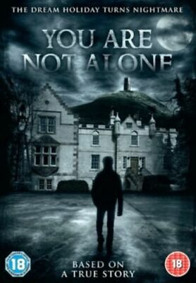 You Are Not Alone - **New/sealed** HORROR DVD - Fully Guaranteed
