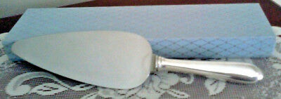 Web English Antique Pattern STERLING SILVER CAKE PIE SERVER~ With Gift Box