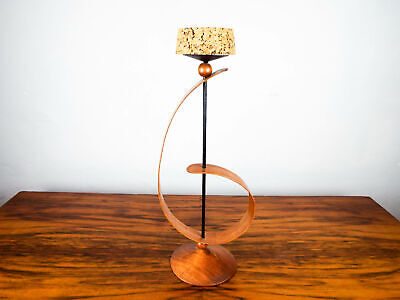 Vintage Wooden Hat Stand Millinery Shop Wood Display Wig Holder Stands
