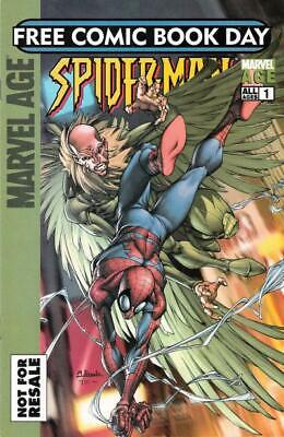 Marvel Age Spider-Man FCBD