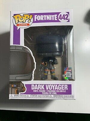 "Brand New Pop Games, From  ""Fortnite"", Dark Voyager, #442,    In Hand"