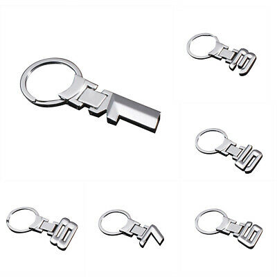 Car Key Chain Keyring Key Holder Metal Tag Fit For BMW 1 3 5 6 7 8 X Series Men