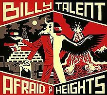 Afraid of Heights by Billy Talent | CD | condition acceptable