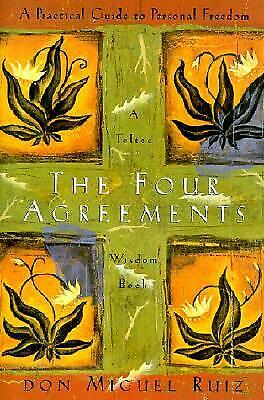 The Four Agreements: A Practical Guide to Personal Freedom, Fast Email Shipping