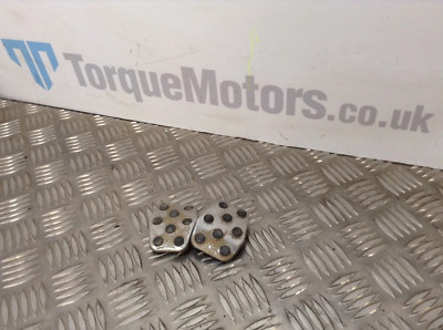 2010 Ford Focus St Alloy Pedal Covers