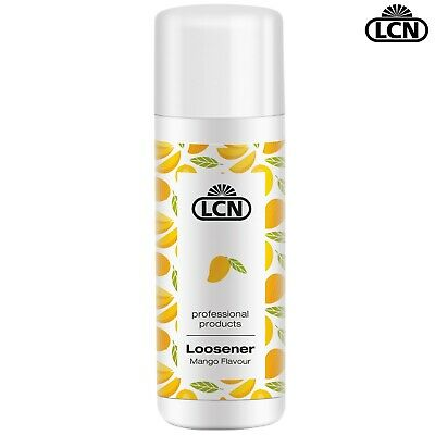 LCN 100ml Professional Mango Acrylic Nail Loosener Removes False Nails