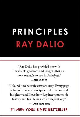 Principles : Life and Work by Ray Dalio