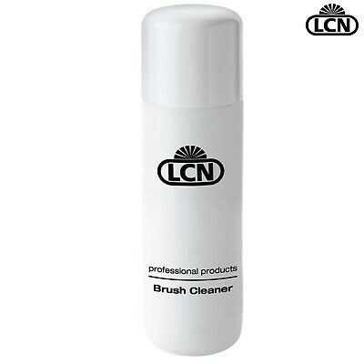LCN Nails 100ml Gel/Acrylic Brush Cleaner For Removing Acrylic/Uv Gel on Brushes