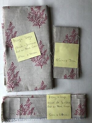 Peony and Sage  Susie Watson Fabric Craft Pack Small pieces