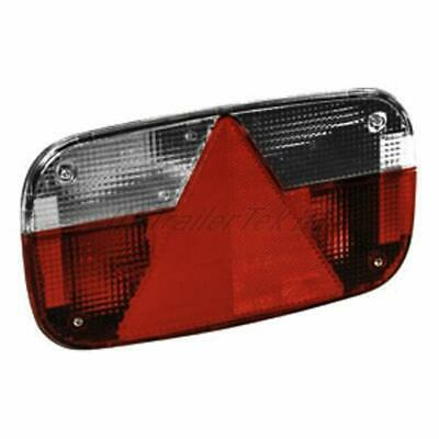 Aspock Multipoint IV Replacement Left Hand Trailer Light LENS ONLY 18-8484-007