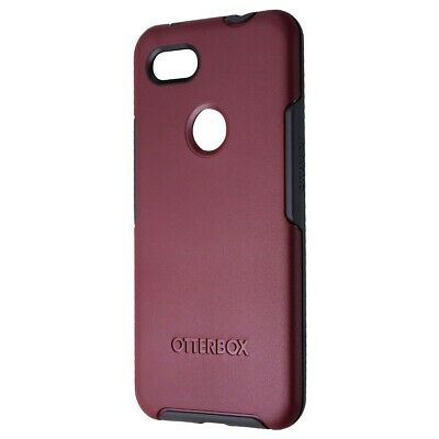 OtterBox Symmetry Series Case for Google Pixel 3a XL - Fine Port Red/Gray