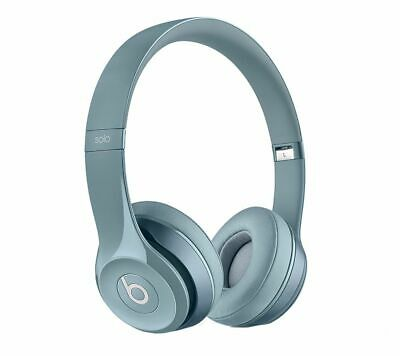 Beats by Dr. Dre Solo 2 Wired Headband Headphones - Stone Blue