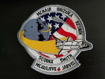 NASA SPACE SHUTTLE OEX OAST ORBITER EXPERIMENTS PATCH-SPACE TRANSPORTATION-RARE!