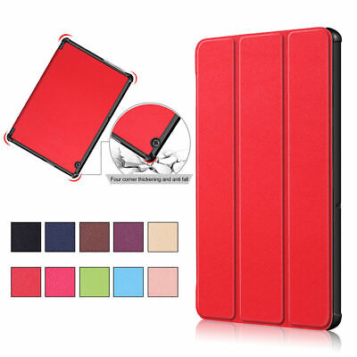 """Smart Case Cover For Samsung Galaxy Tab A 10.1"""" T510 T515 Magnetic Leather Stand"""
