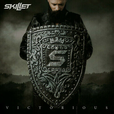 Victorious - Skillet (2019, CD NUOVO)