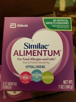 Similac alimentum colic and hypoallergenic baby powder 7.0 oz