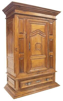 Handsome French Louis XIV Style Bonnetiere / Armoire, 18th Century (1700s)