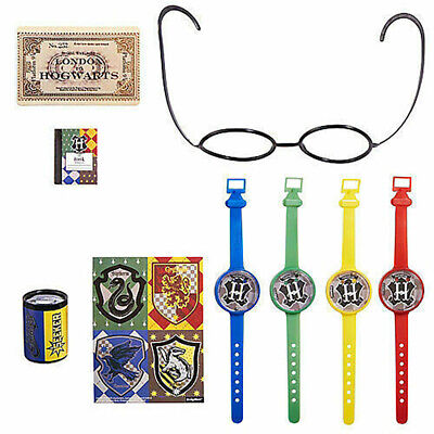 HARRY POTTER Mascots Favor Pack Birthday Party Supplies ~ 48pc Toys Magic