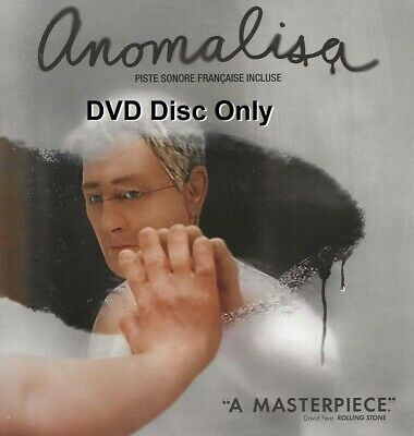 Anomalisa DVD Disc Only | Region 1 | Brand New Disc