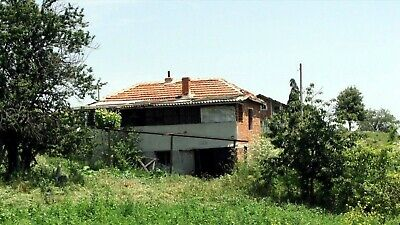 Bulgarian Property - House For Renovation - Beautiful Views - Make An Offer !!!