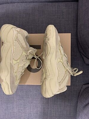 the latest 1c20d 54be5 ADIDAS YEEZY BOOST 500 Super Moon Yellow DB2966 Size 8.5 100% authentic