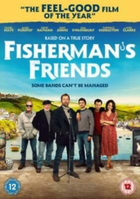 Fisherman's Friends =Region 2 DVD,sealed=