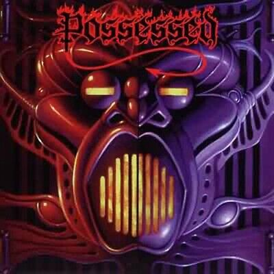 POSSESSED - beyond the gates / the eyes of horror CD