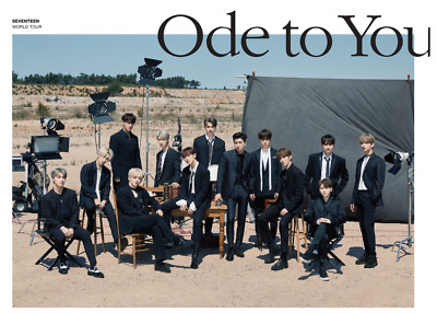 [pre-Order]SEVENTEEN WORD TOUR [Ode to You]Official MD(POLAROID PHOTO CARD set)