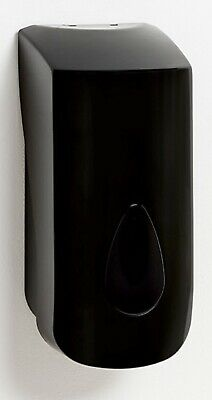Modular Foaming Soap Dispenser - 400ml  – Wall Mounted, Gloss Black