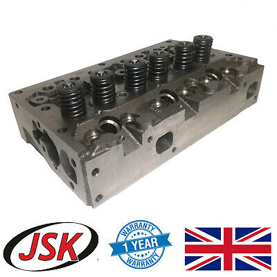 Complete Cylinder Head Assembly with Valves for 2.7L Perkins AD3.152 CE Engine