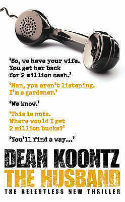 The Husband, Koontz, Dean , Good, FAST Delivery