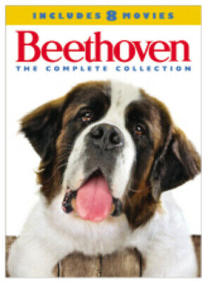 Beethoven: Complete Collection - 4 DISC SET (2019, DVD NUOVO) (REGIONE 1)