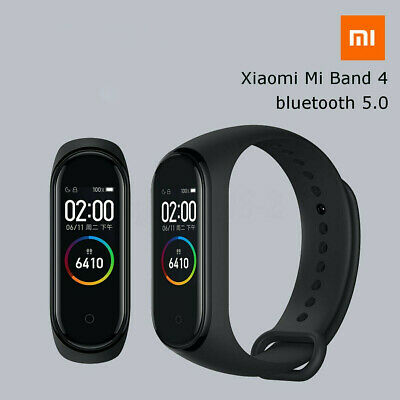 GLOBAL For Xiaomi Mi Band 4 Smart Watch Wristband Amoled bluetooth 5.0