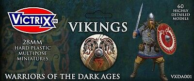 28mm Vikings, Warriors Of The Dark Ages, Victrix, Hail Caesar, Ancients BNIB