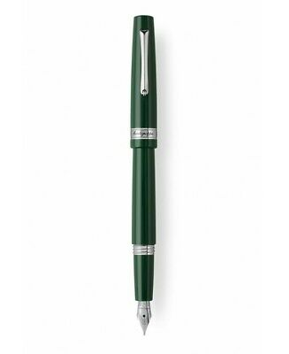 Montegrappa Fountain Pen Harmony Green English - Tip Medium