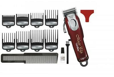Wahl 5 Star Magic Clip 8148 Professional Cordless MADE IN USA - 110-240V