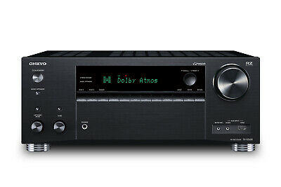 Onkyo TX-RZ630 9.2-Channel Home Theater Receiver w/ Wi-Fi Dolby/ DTS/Atmos