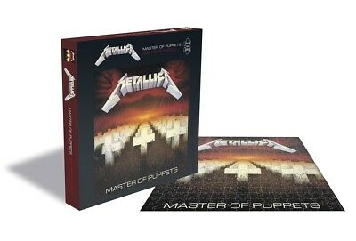 MASTER OF PUPPETS (500 PIECE JIGSAW PUZZLE)  by METALLICA  Puzzle  RSAW016PZ