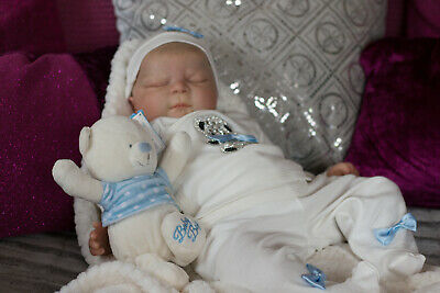 Reborn Big Heavy Toddler Doll Baby Libby By Marie At Sunbeambabies. ❤✨Last One✨❤