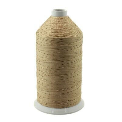 Camel Bonded Nylon Upholstery Thread Size 138, Tex 135, 16 Oz. 3000 Yards