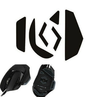 1Sets Mouse Mic Feet Skates Pads 0.65mm For Gaming Logitech G502ATAUBDAU