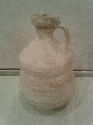 RARE ancient Roman vessel 1st century  2000+yrs old AUTHENTIC found israel.