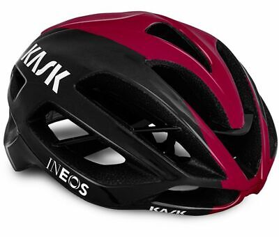 Kask Protone Team Ineos Limited Black Red