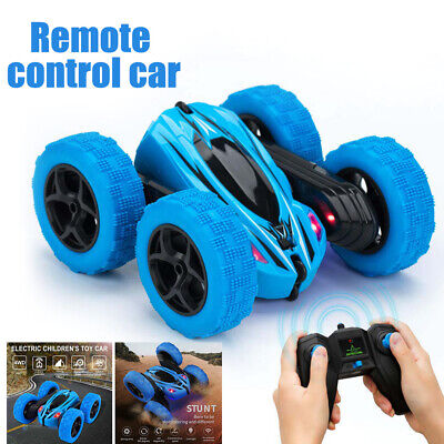 Kids Stunt Car 360° Model 2.4G RC 4WD High Speed Remote Control Off Road Toy HOT