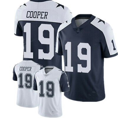 quality design 72d78 c53ca NEW MEN'S DALLAS Cowboys #19 Amari Cooper Color Rush Limitd Jersey Free Ship