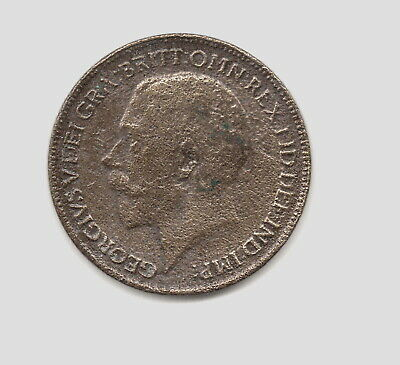 1911 FARTHING of King GEORGE V.
