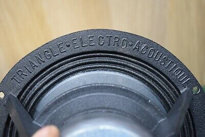 Triangle Electro Acoustique 6 inch 150mm Speaker  TD 90E NEW OLD STOCK