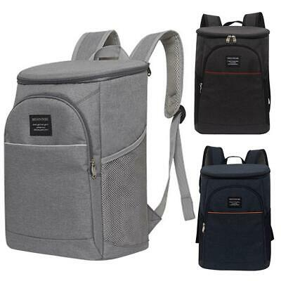 Insulated Lunch Bag For Women Men Kids Thermos Cooler Backpack Food Lunch Box