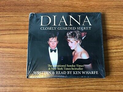 Diana: Closely Guarded Secret (CD) Brand NEW Sealed